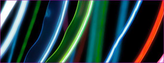 EL (Electroluminescent) wire has many Profile Types