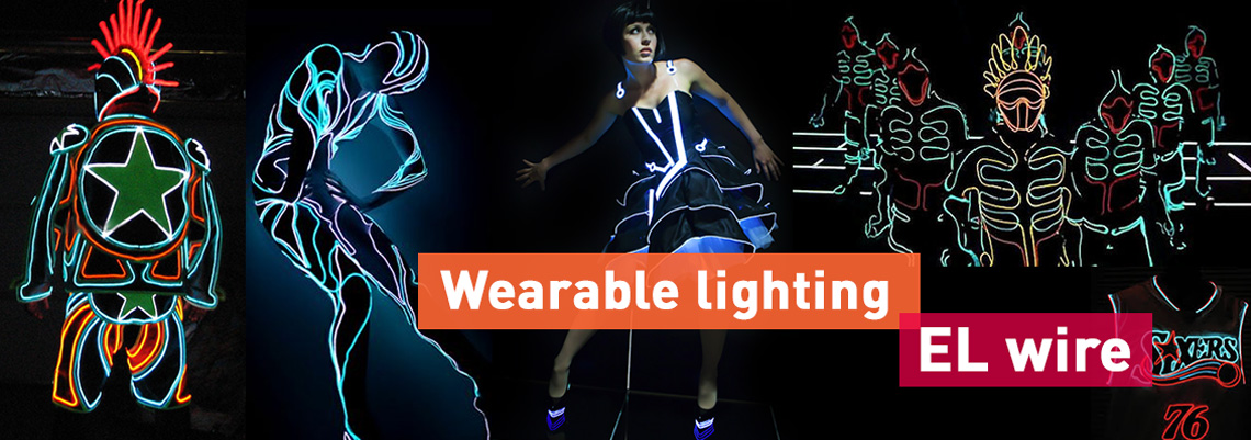 Wearable lighting